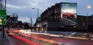 JCDecaux The West Hill Tower